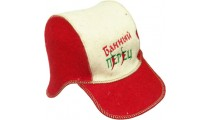 "Шляпа  Бейсболка ""Банный перец"""