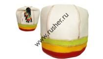 Шляпа Street style_Растаманская шапка